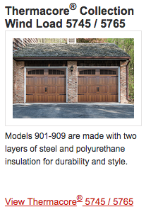 All the 6 Kinds of garage doors